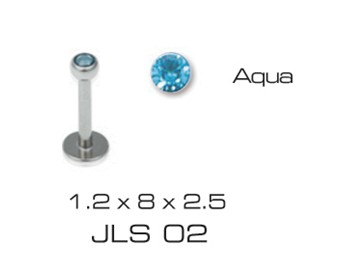 Piercing do brady TRIBAL JLS02-AQUA
